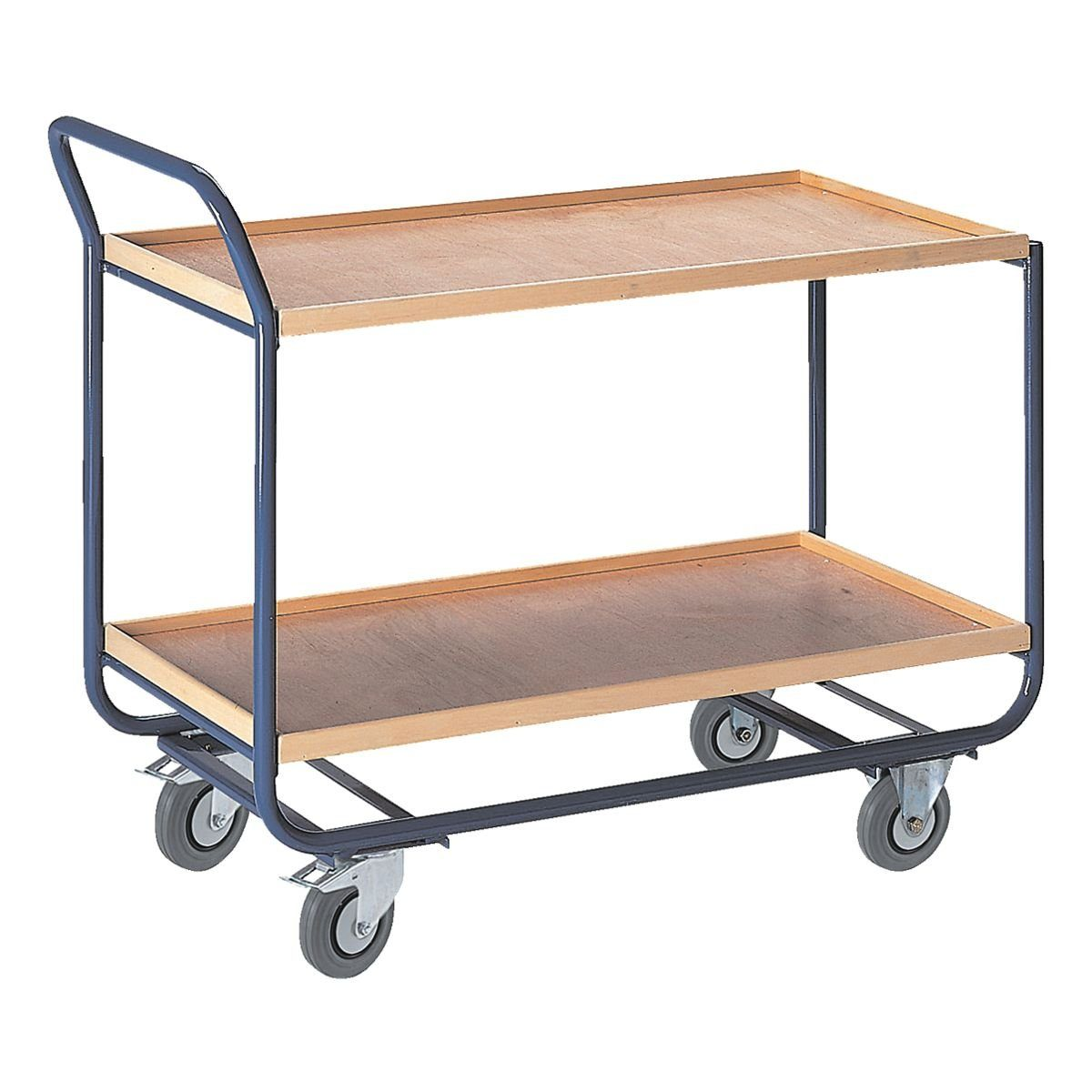 ROLLCART Tischwagen 20 mm Randhöhe