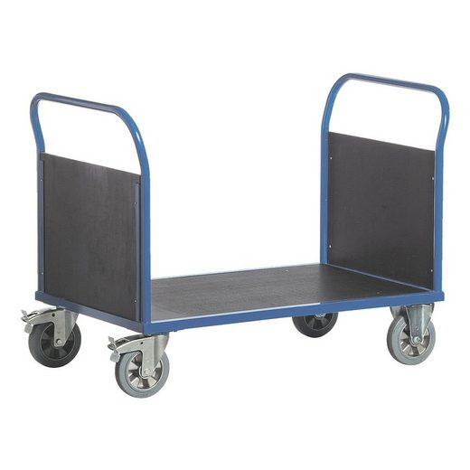 ROLLCART Doppelwandwagen 200x80 cm Ladefläche