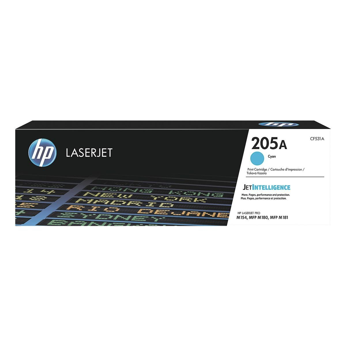 HP Druckkassette »HP 205A«