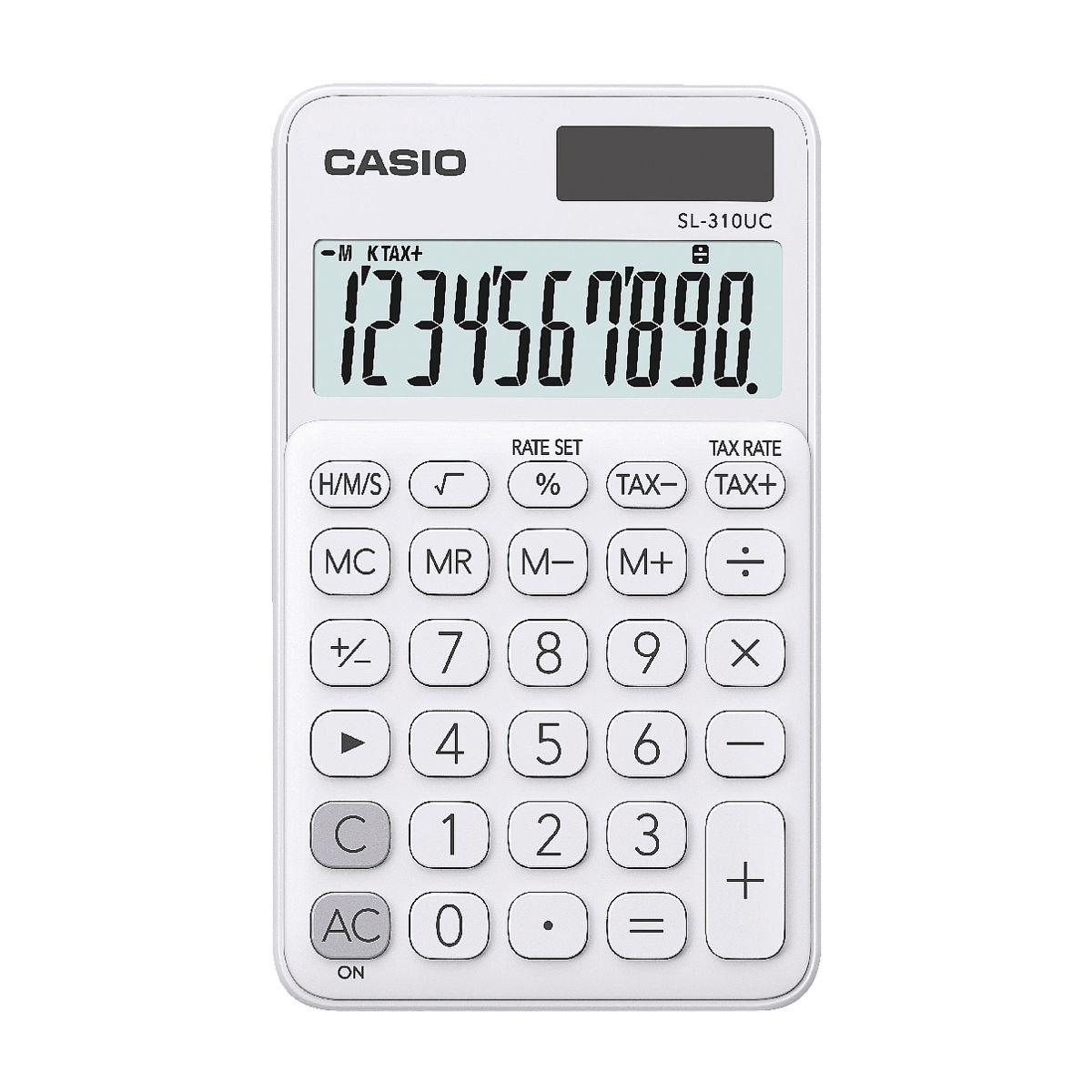 Taschenrechner »SL-310UC«