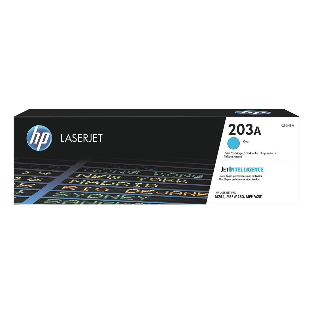 HP Druckkassette »HP 203A«