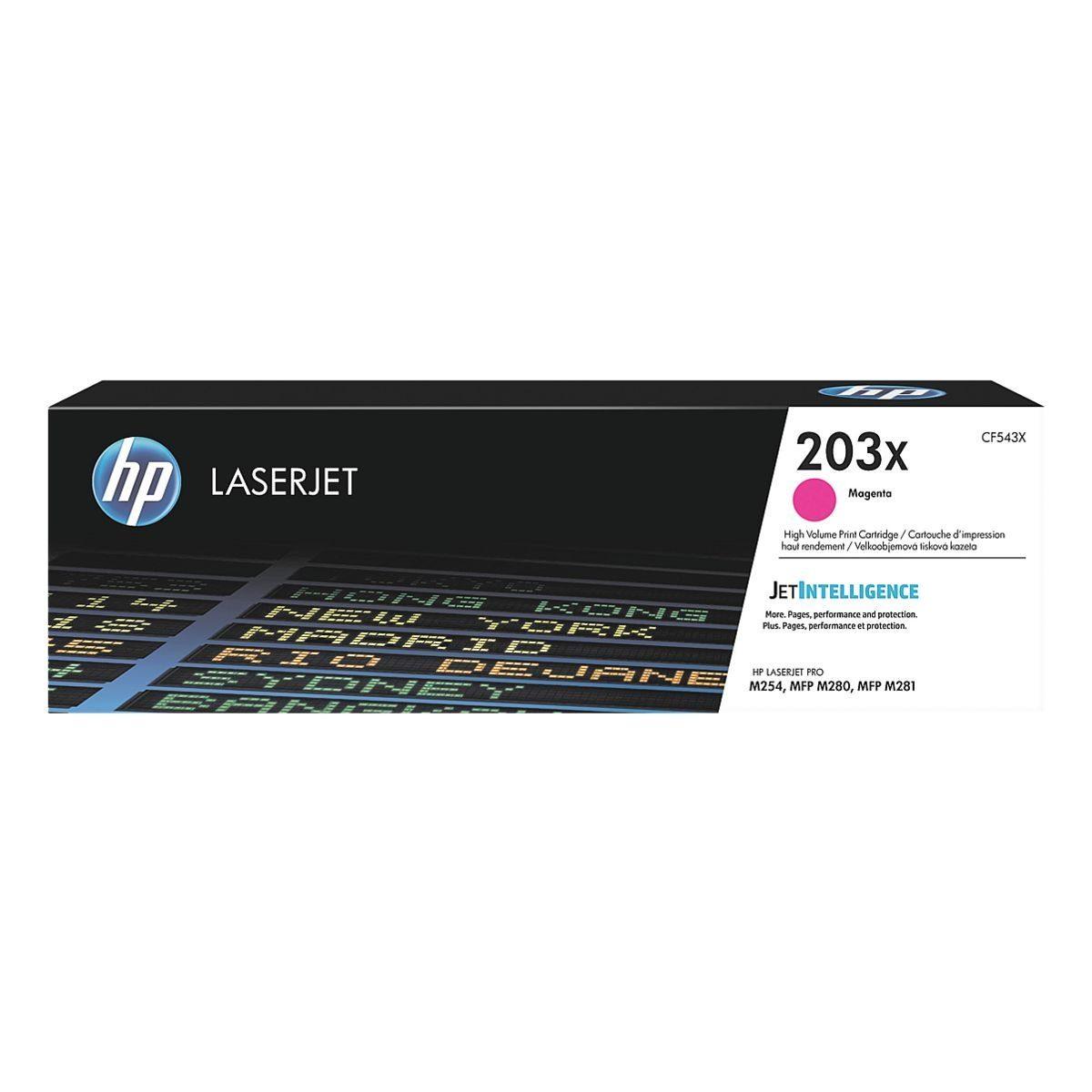 HP Druckkassette »HP 203X«
