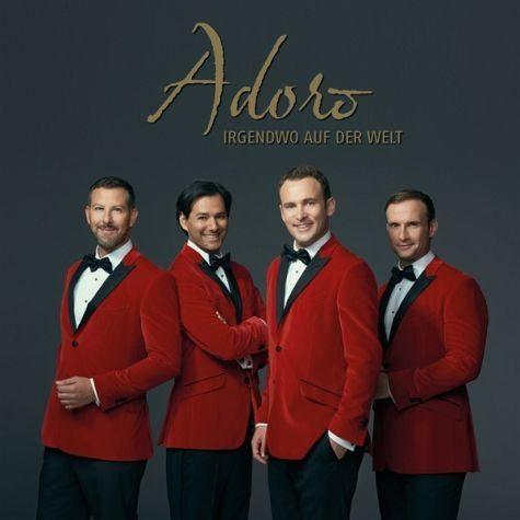 Audio CD »Adoro: Irgendwo Auf Der Welt«