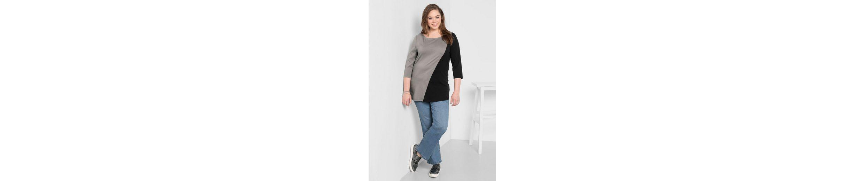 sheego Casual 3/4-Arm-Shirt Geschäft Liefern Rabatt-Angebote 4db4l2