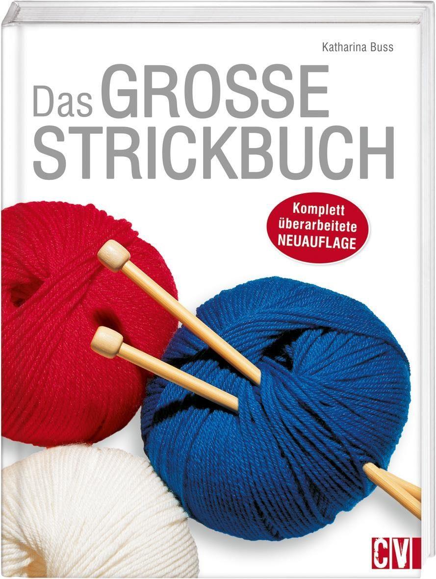 """Buch """"Das große Strickbuch"""" 240 Seiten"""