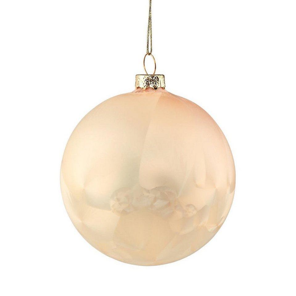 Butlers hang on glaskugel gefrosted 8cm kaufen otto - Butlers weihnachten ...
