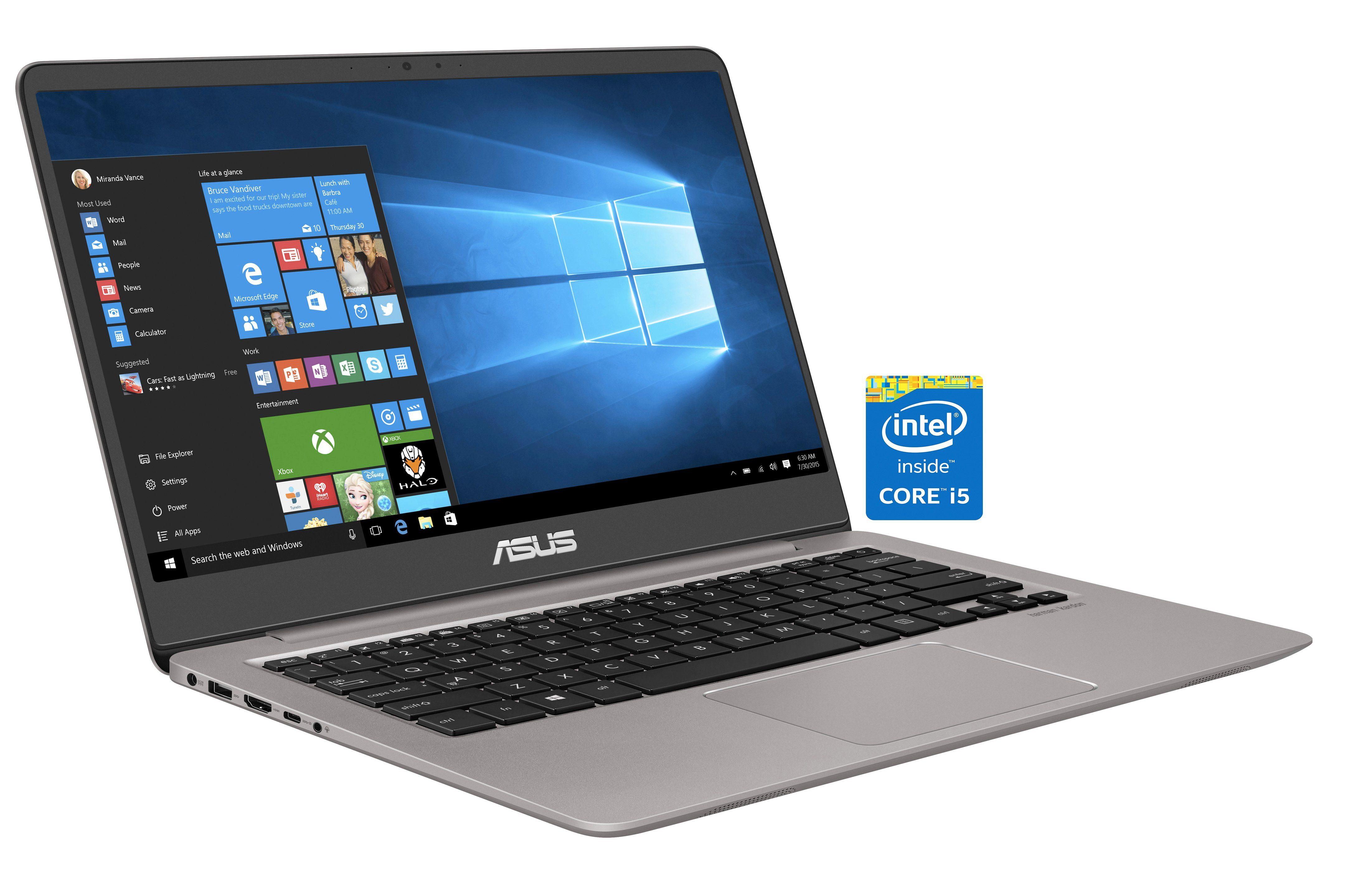 Asus Notebook/Ultrabook »UX3410UA-GV628T I5-7200U 2.5G«