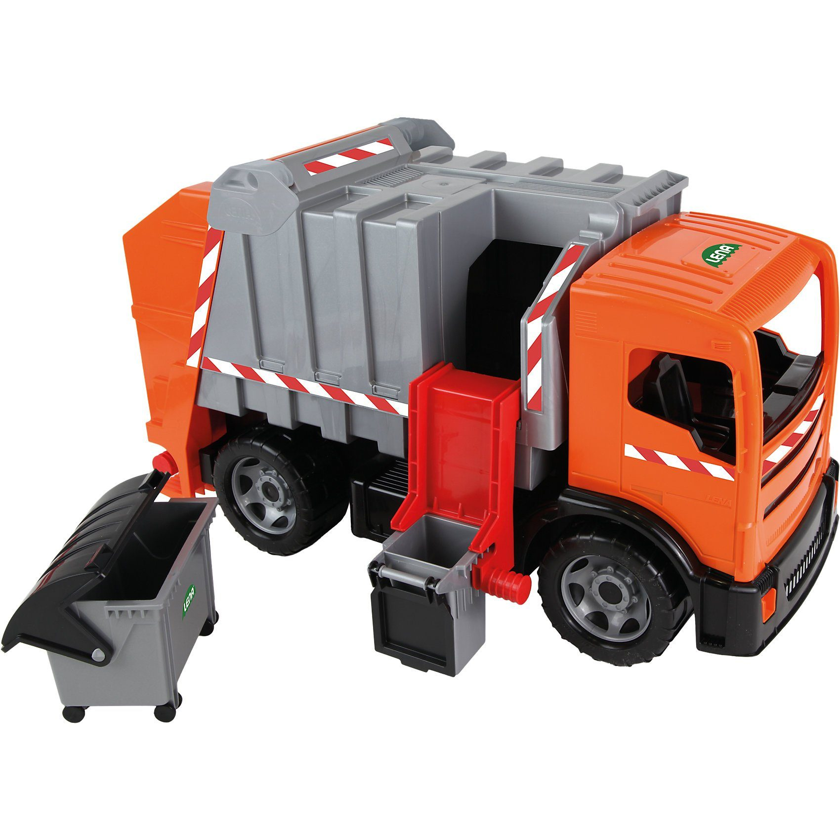 LENA Starke Riesen Müllwagen, inkl. Aufkleber