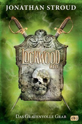 Gebundenes Buch »Das Grauenvolle Grab / Lockwood & Co. Bd.5«