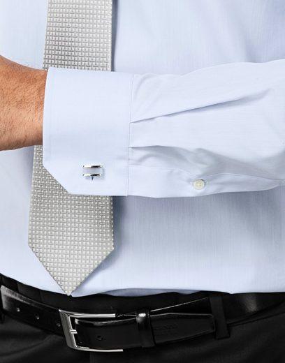 Vincenzo Boretti Hemd aus bügelfreiem Stoff