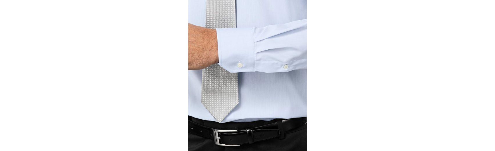 Vincenzo Boretti Hemd aus bügelfreiem Stoff Schnelle Lieferung Günstig Online Visa-Zahlung Günstig Online Wirklich Zum Verkauf Günstigen Preis Kaufen Rabatt Tbg6FEeNo