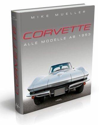 Gebundenes Buch »Corvette«