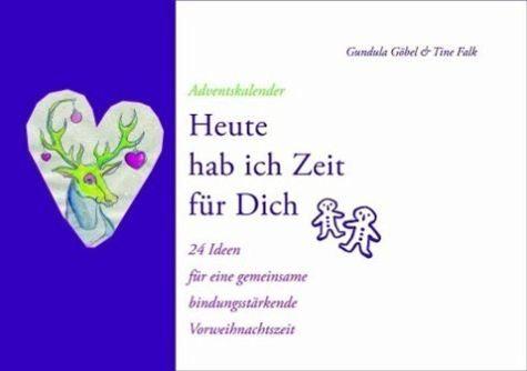 Broschiertes Buch »Der bindungsstärkende Adventskalender«