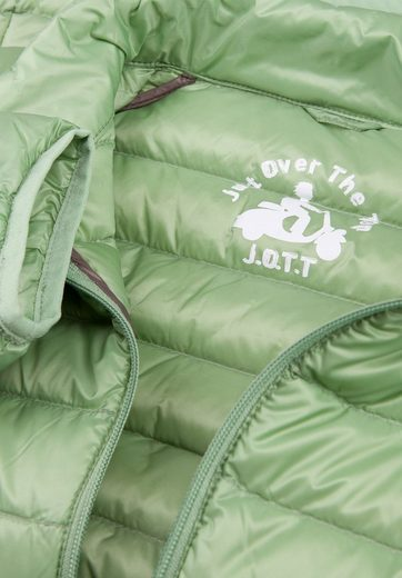 Jott Down Jacket Mat In The Supplied Bag Stowable