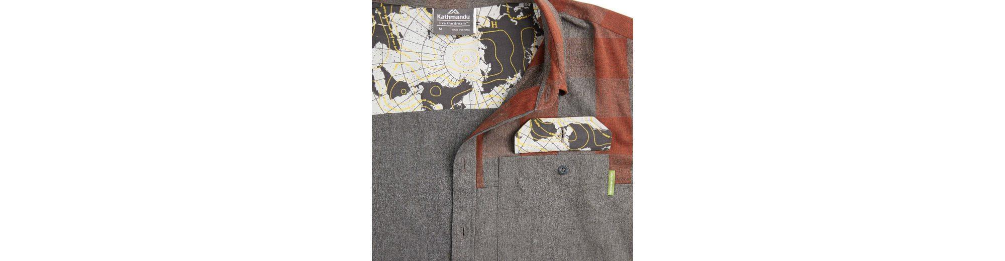 Kathmandu Leichtes Reisehemd für Herren Federate v2 Spielraum Niedriger Preis Spielraum Beste Geschäft Zu Bekommen Outlet Kollektionen h0BPAjwf94