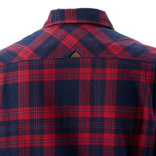 Kathmandu Wanderhemd aus Bio-Baumwolle für Herren Carillon v3