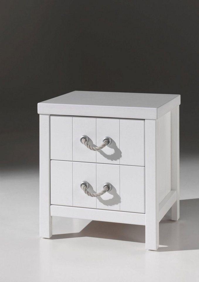 vipack nachttisch lewis mdf oberfl che kaufen otto. Black Bedroom Furniture Sets. Home Design Ideas