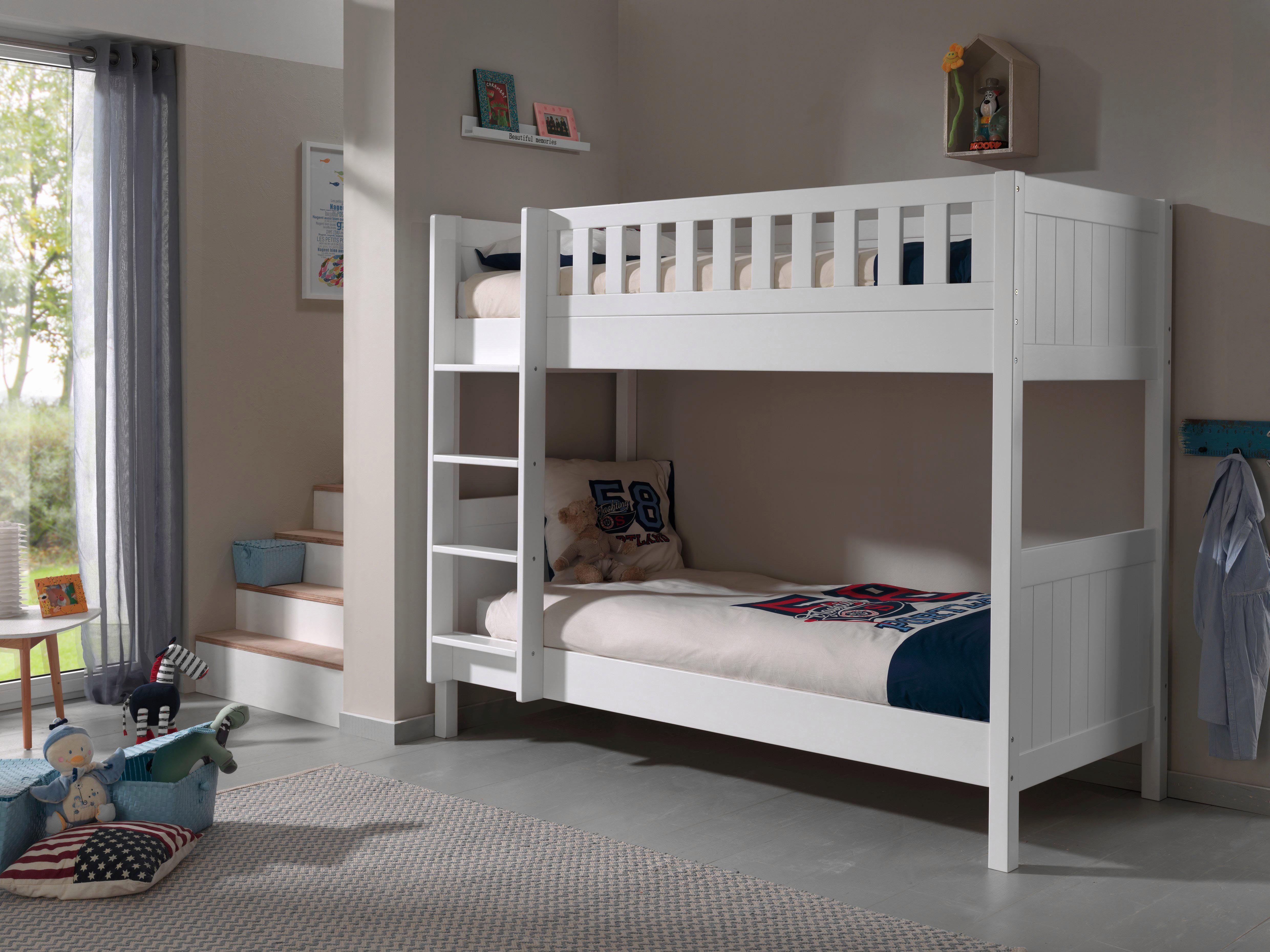 Etagenbett Niedrig : Kinderbett niedrig u sehr schön etagenbett stian cm