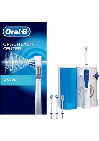 ORAL B Elektrinis dantų šepetukas OxyJet Aufs...