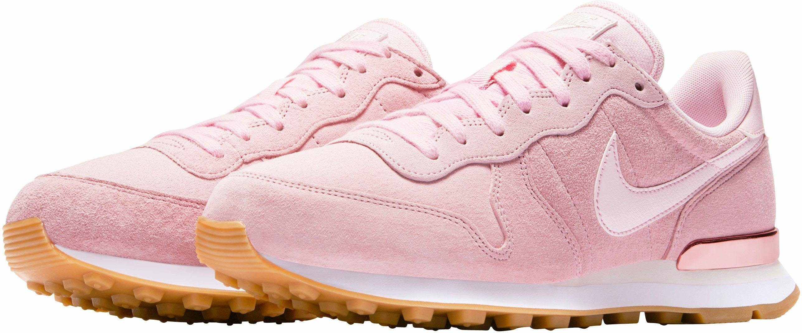 nike rosa internationalist