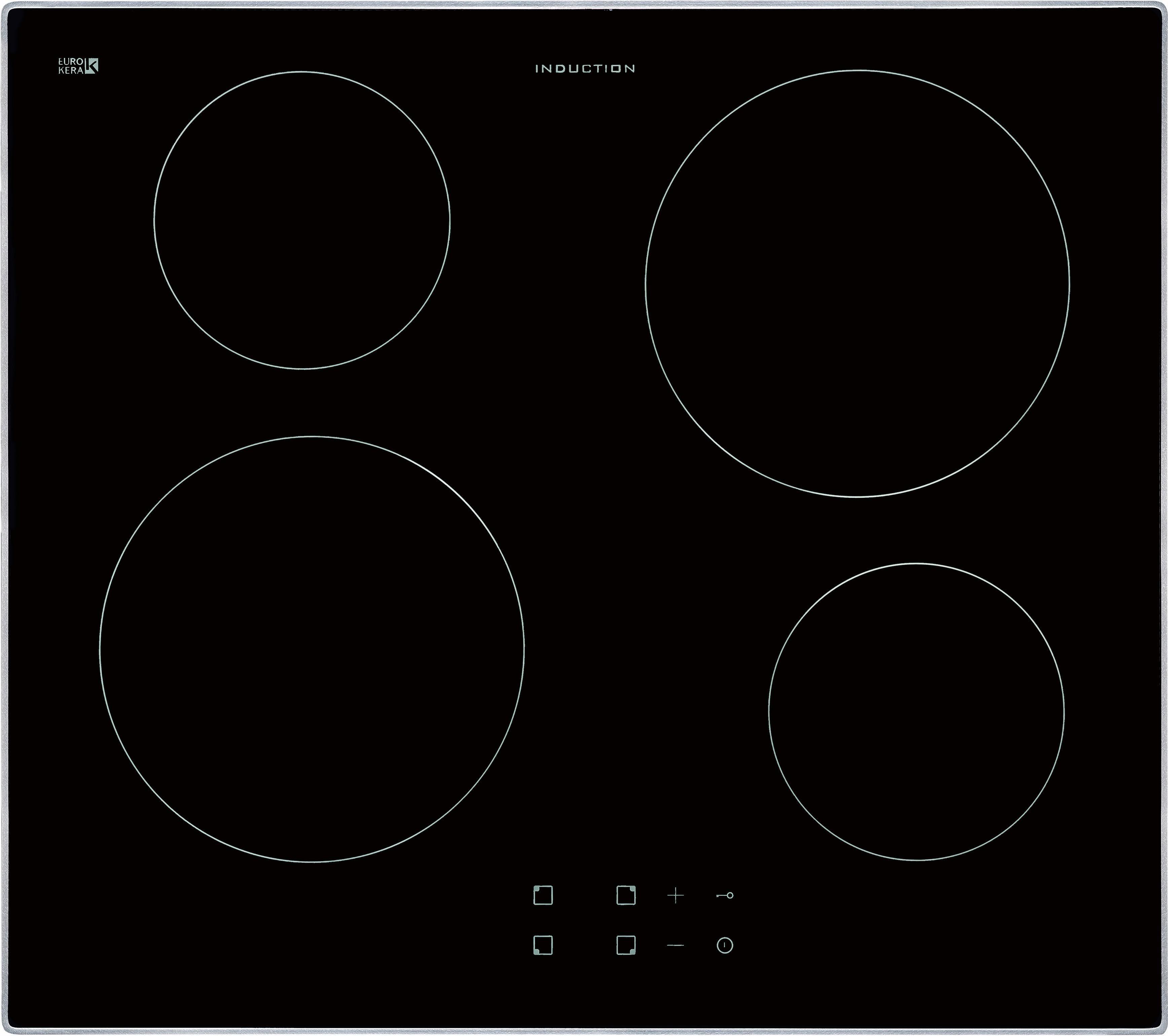 Exquisit Induktions-Kochfeld EKI 702-1R, mit Timerfunktion