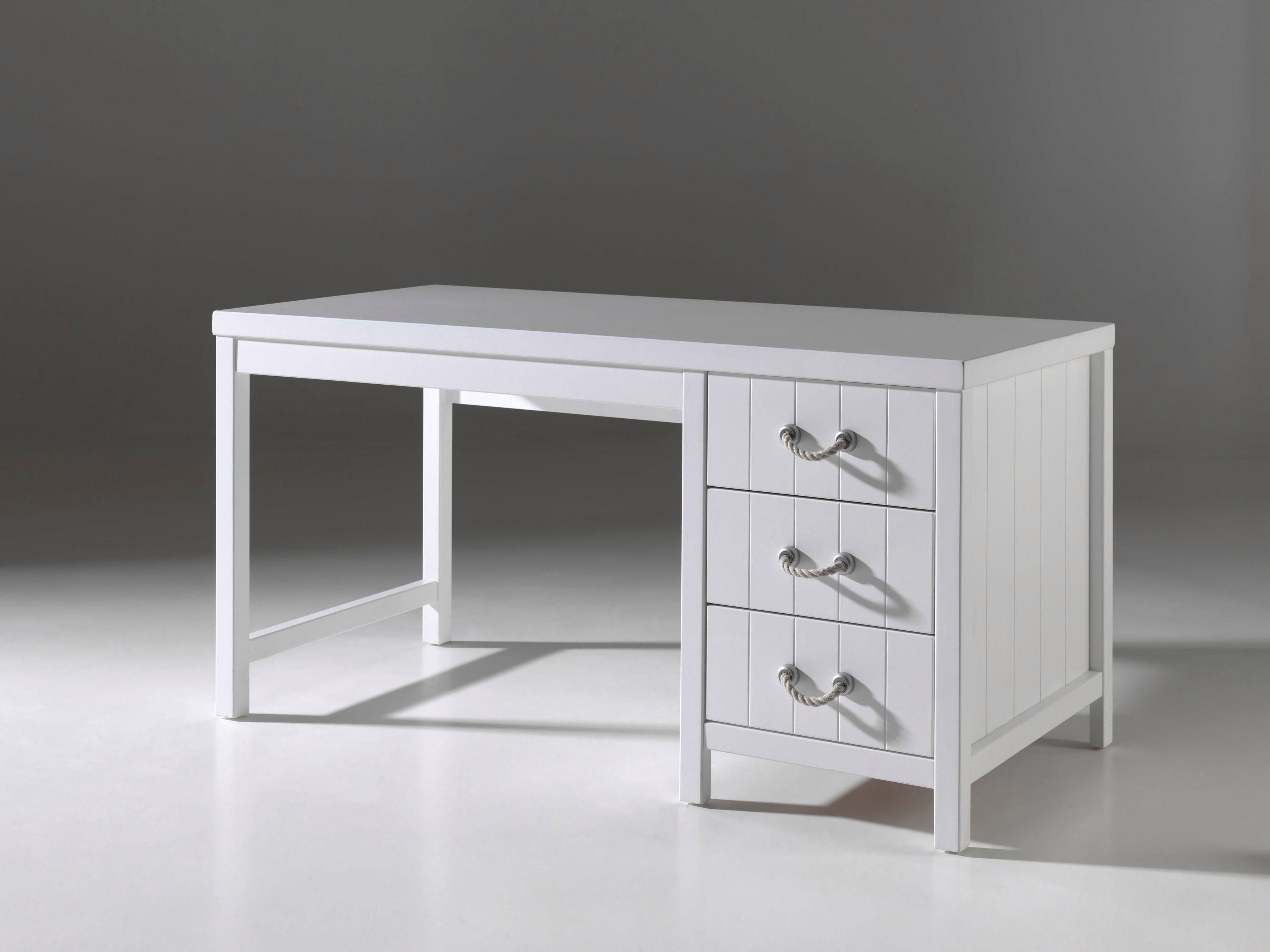 Vipack Schreibtisch »Lewis«, MDF-Oberfläche