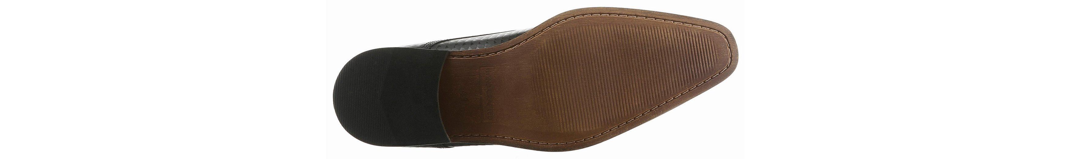 Bullboxer Schnürschuh, mit herausnehmbarer Decksohle