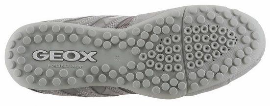 Geox Snake Sneaker, zum Schlupfen