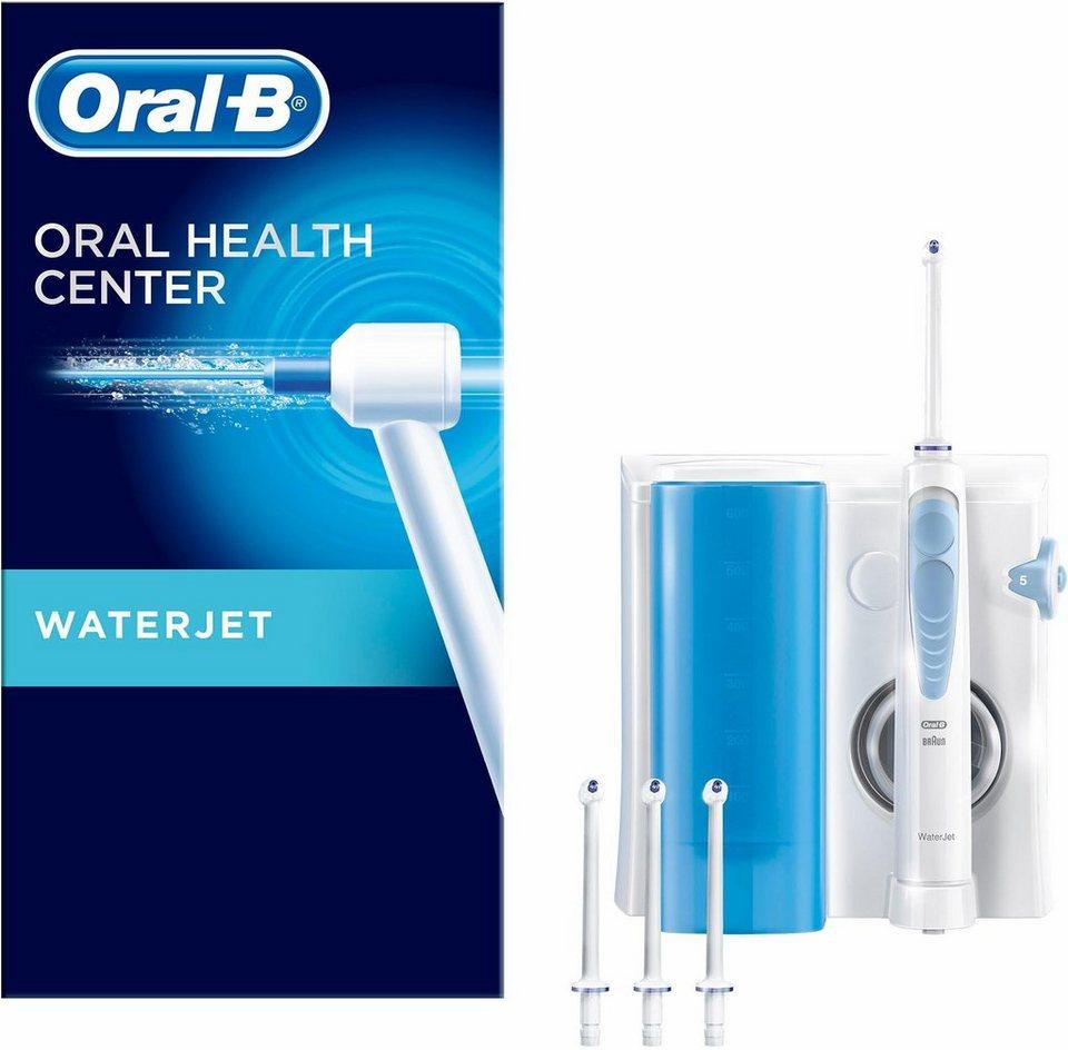 oral b munddusche waterjet reinigungssystem kaufen otto. Black Bedroom Furniture Sets. Home Design Ideas