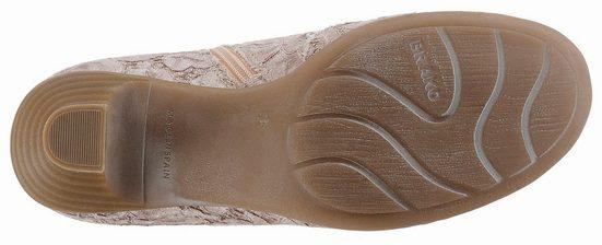 Brako Stiefelette, mit modischen Verzierungen