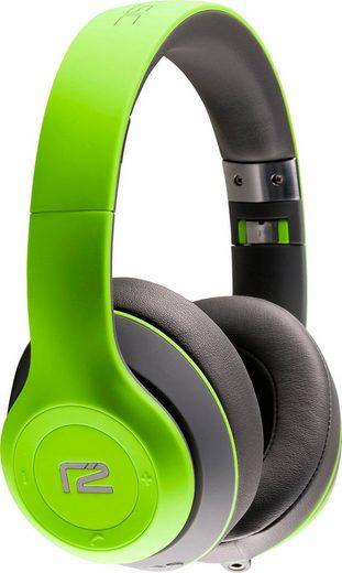 ready2music »Rival« Over-Ear-Kopfhörer (Bluetooth, Lithium-Ionen-Akku)