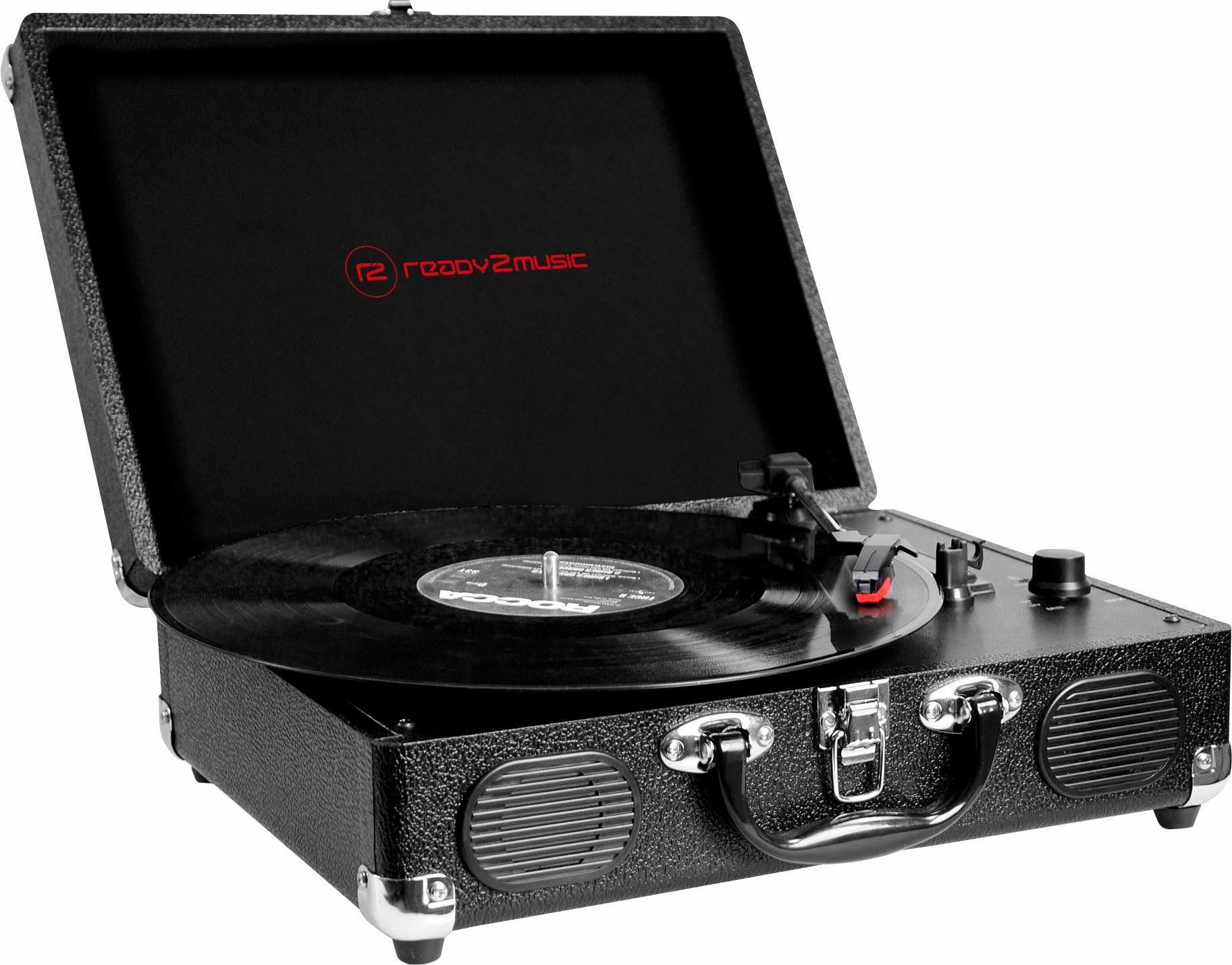 ready2music Graceland Plattenspieler