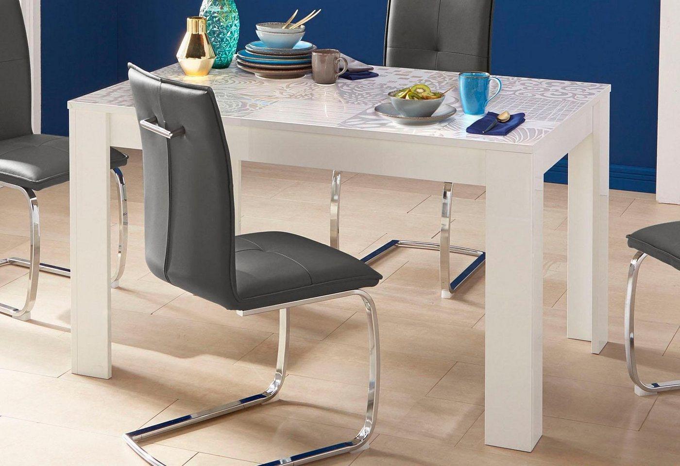 Tische - LC Esstisch »Miro«, Breite 137 185 cm  - Onlineshop OTTO