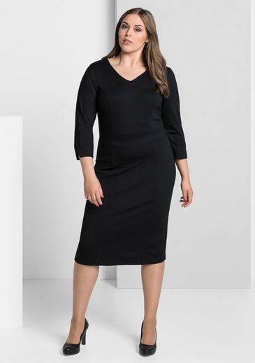 sheego Style Jerseykleid