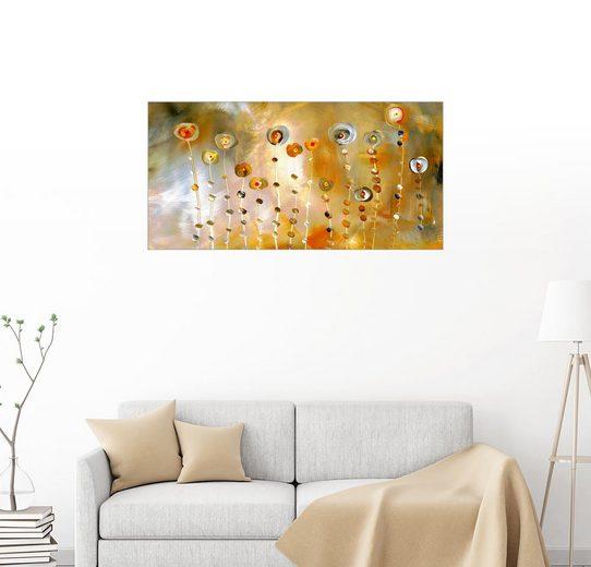 Posterlounge Wandbild - Niksic Katarina »Golden Eye«