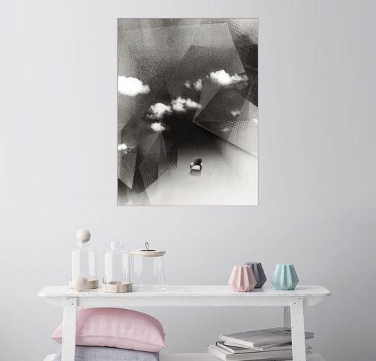 Posterlounge Wandbild - Daniel Matzenbacher »Pause«