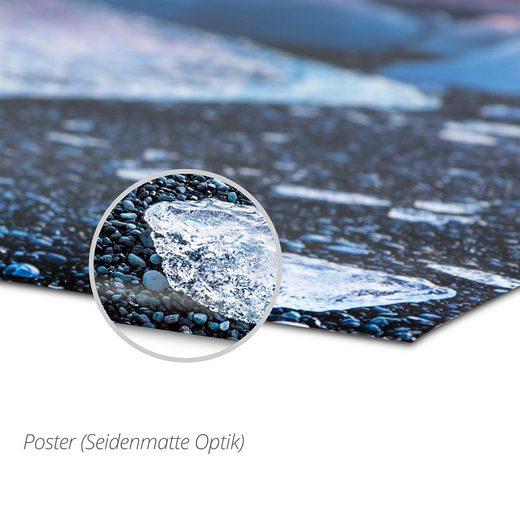 Posterlounge Wandbild - Sandy Lohß »Wale«