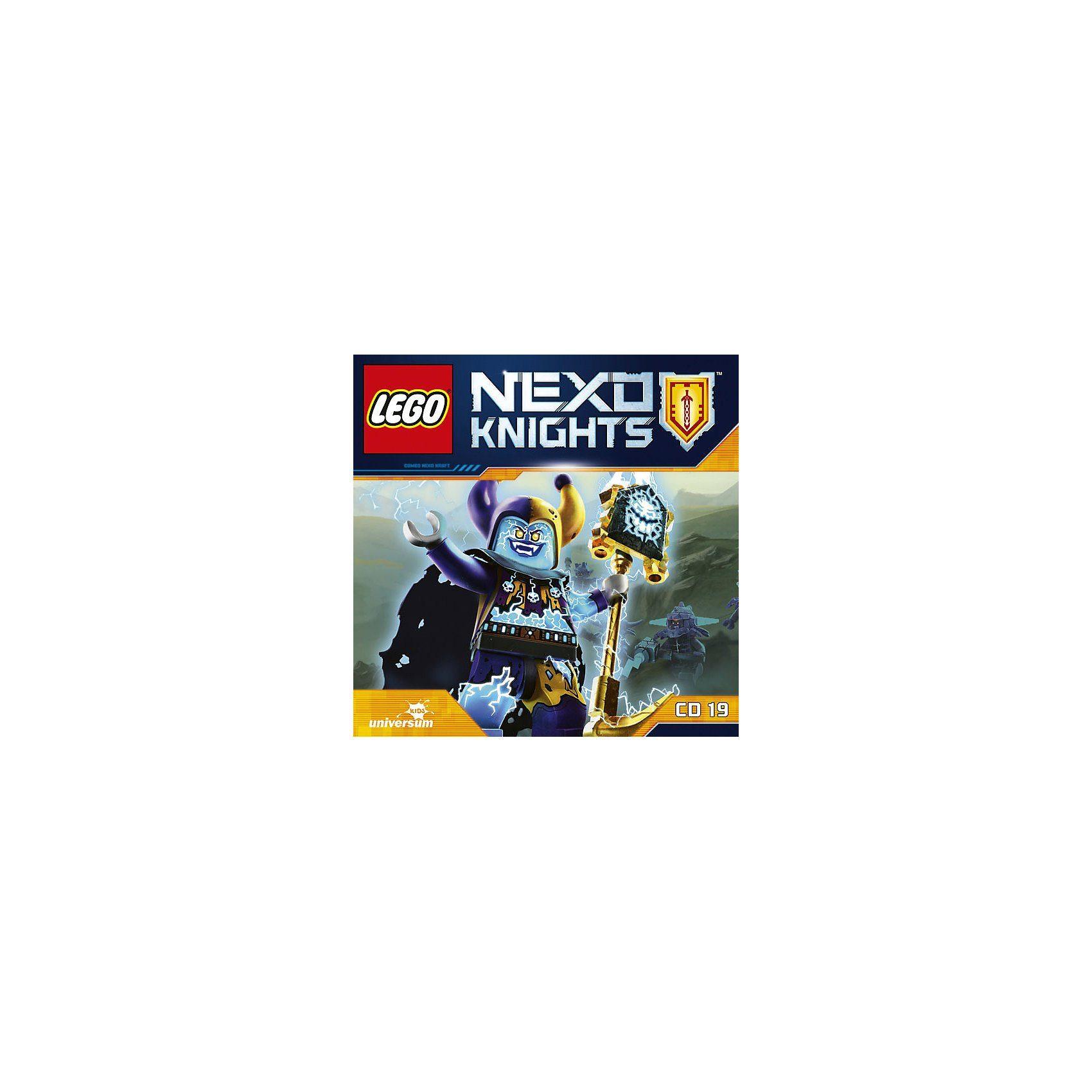 Universum CD LEGO Nexo Knights - CD 19