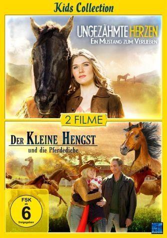 DVD »Kids Collection - Ungezähmte Herzen + Der...«