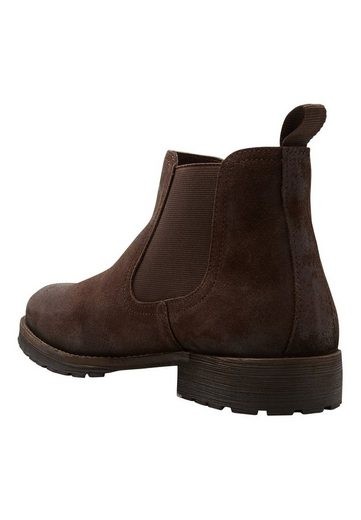 Next Chelsea-Stiefel aus gewachstem Veloursleder