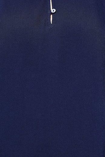 EDC BY ESPRIT Fließende Bluse aus Viskose