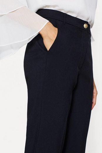 ESPRIT COLLECTION Anzughose mit Stretch und Bügelfalten