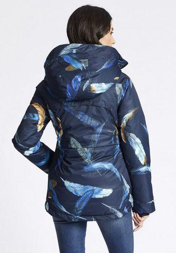 khujo Winterjacke BRAHMA, mit gefleecten Taschen