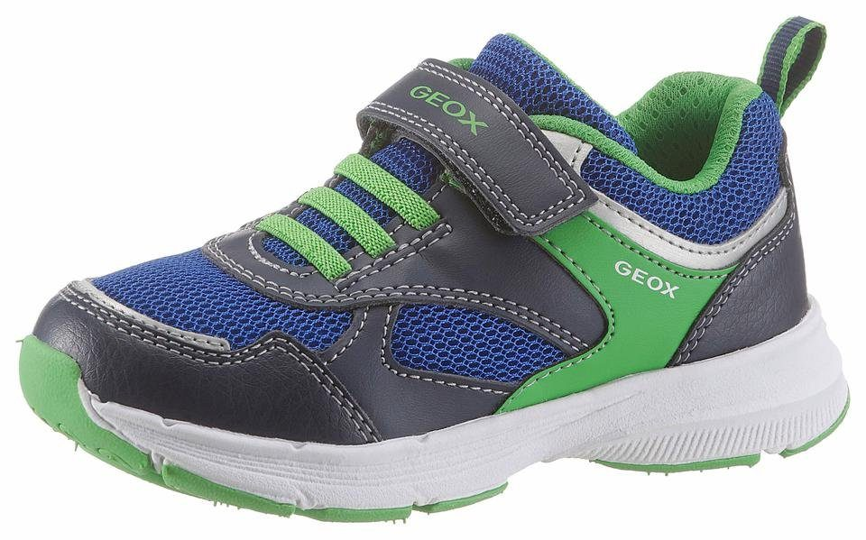 Geox Kids Sneaker »JR Hosiko Boy«, blau, 28 28