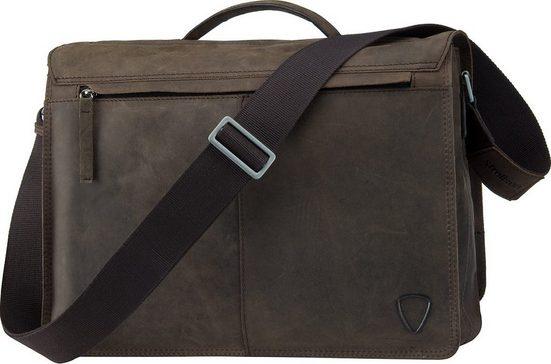 Strellson Notebooktasche / Tablet Richmond Briefbag L
