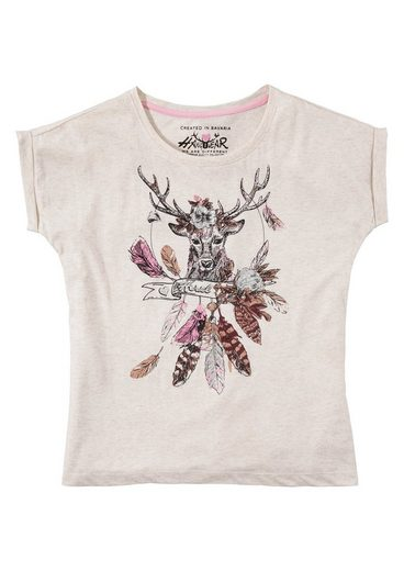 Hangowear Costume Shirt Ladies With Deer Pressure
