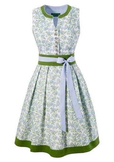 Robe De Dames Country Line Avec Fermeture À Bouton Et Zip Latéral