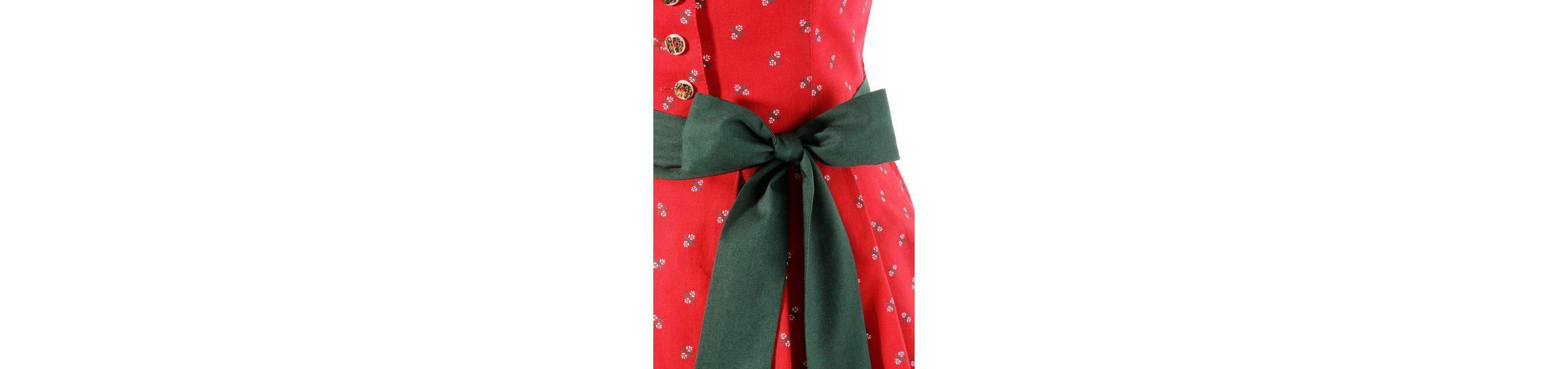 Love Nature Trachtenkleid Damen mit Bindeschleife Neuesten Kollektionen Verkauf Online Online-Verkauf Rabatt Angebot 2018 Günstig Online 5ZfNddSRhX