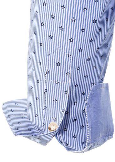 Almsach Trachtenhemd im modernen Design