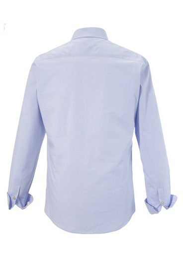 Almsach Trachtenhemd im Karo-Design